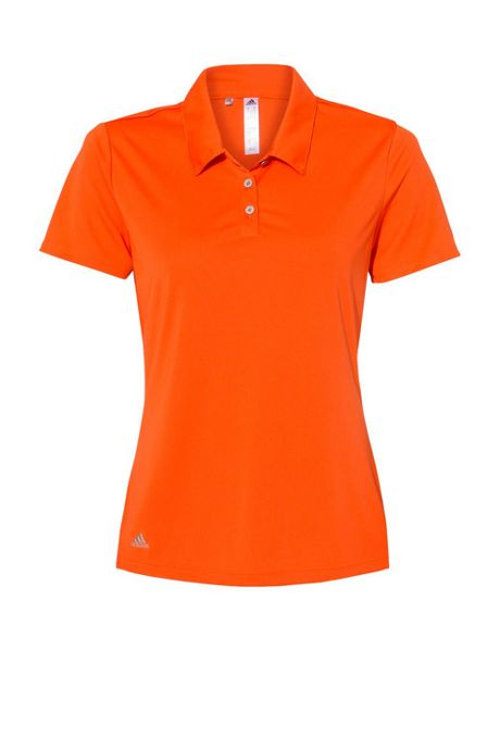 adidas Women's Regular Performance Sport Polo Shirt
