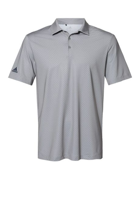 adidas Men's Big Diamond Dot Polo Shirt