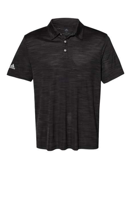adidas Men's Regular Melange Polo Shirt