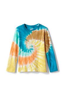 Kids' Long Sleeve Tie Dye T-Shirt