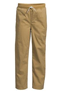Pantalon Doublé Iron Knees à Taille Élastiquée, Garçon