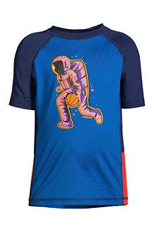 T-Shirt Sport Graphique à Manches Courtes, Garçon