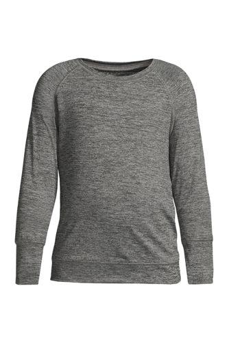 T-Shirt Sport à Manches Longues, Fille