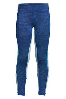 Legging Sport Colorblock, Fille