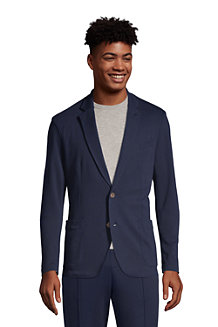 Blazer Sport Knit en Coton, Homme