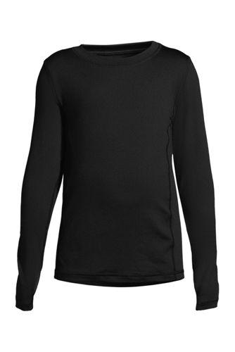 T-Shirt Technique Thermaskin Heat à Manches Longues, Garçon