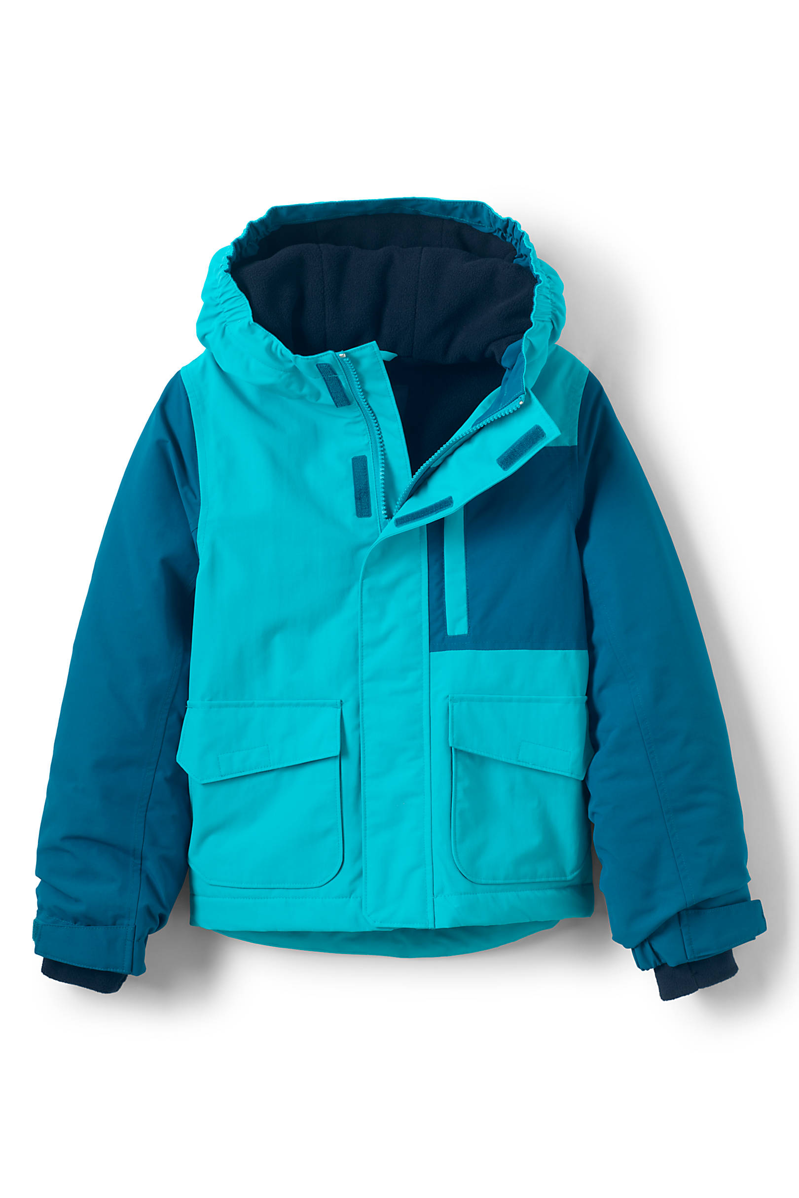 Lands' End Squall Waterproof Insulated Kids' Jacket