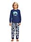 Boys' Long Sleeve Graphic Pyjama Set