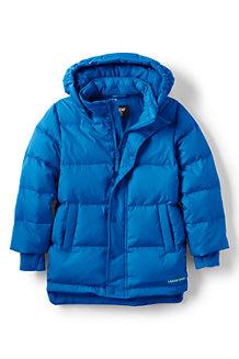 Verstaubare Daunen-Jacke für Kinder