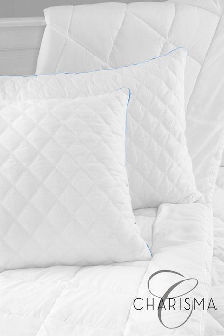 Charisma Gel-2 Hybrid Memory Foam Pillow - 2 pack