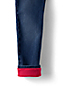 Iron Knees® Stretch-Jeans mit Schlupfbund und Flanellfutter für Jungen