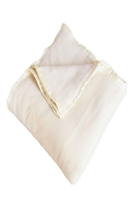 Poyet Motte Normandy Merino Wool Blanket