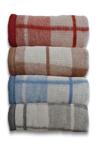 Poyet Motte Rivoli Virgin Wool Blanket