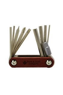 Bandelier 10 in 1 Wood Tool