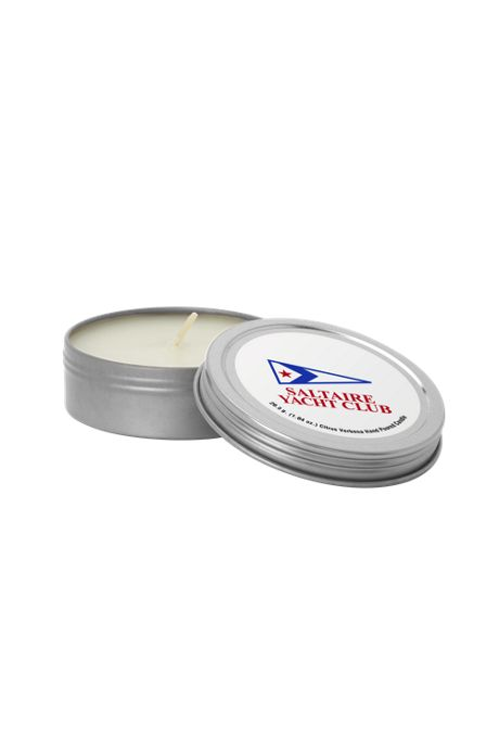 2 Oz Scented Candle Tin