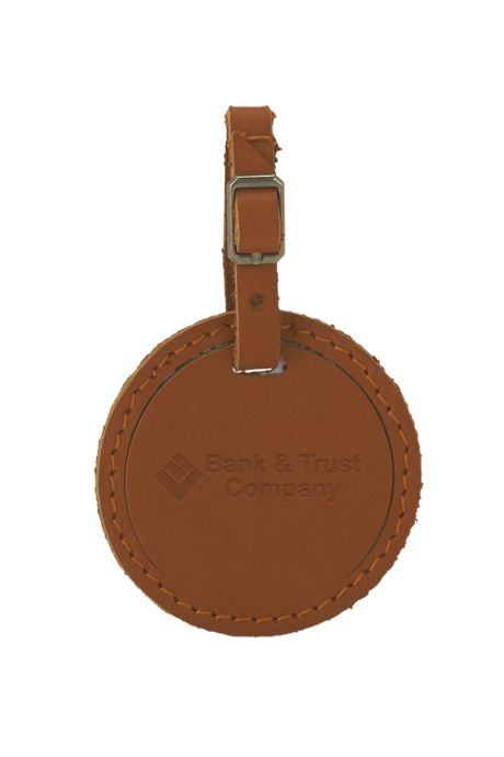 Culver Leather Luggage Tag
