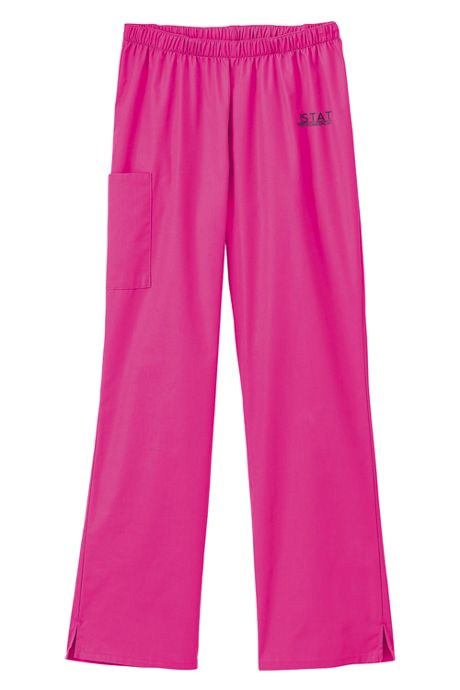 White Swan Fundamentals Women's Tall Scrubs Uniform Cargo Pants