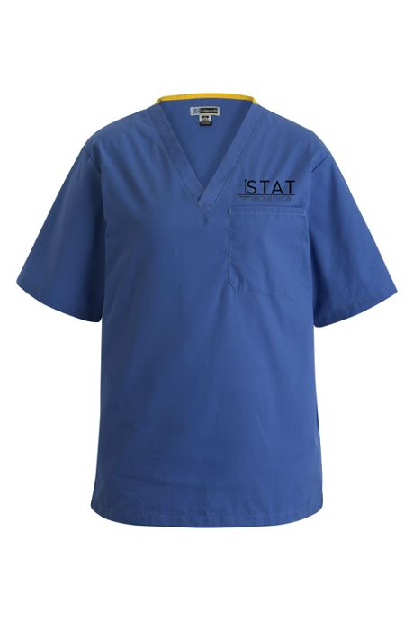 Edwards Garment Unisex Regular Essential V-Neck Scrub Top