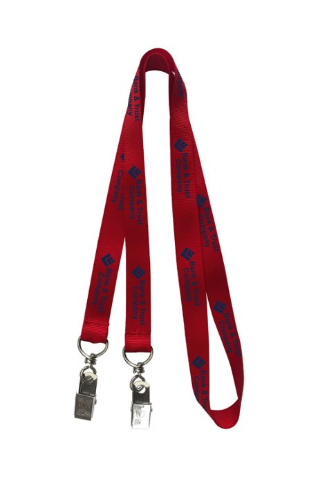 Face Mask Lanyard with Clips