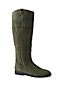 Women's Leather Riding Boots