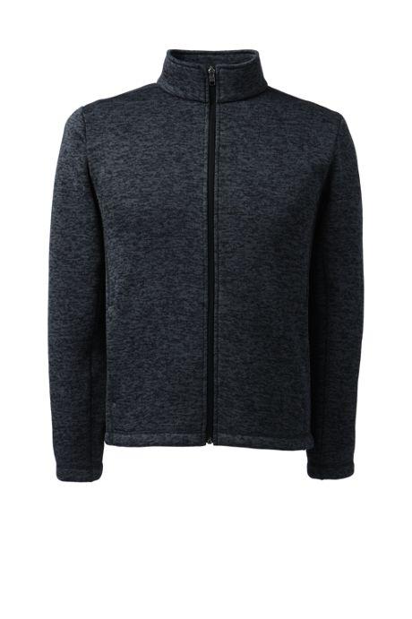 Men's Sweater Fleece Jacket