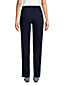Sport Knit Denim-Schlupfhose Gerades Bein für Damen
