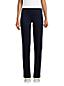 Starfish Knit Denim Mid Waist Straight Jeans für Damen in Petite-Größe