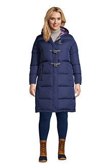 Women's Down Duffle Coat