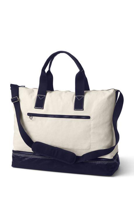 Canvas Getaway Duffle Bag