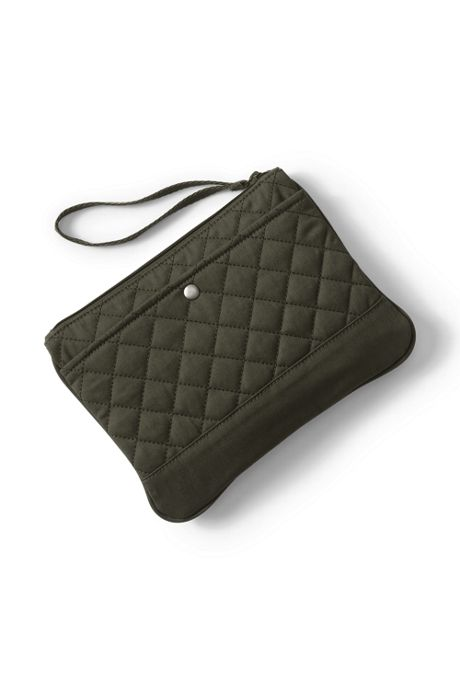 Medium Quilted Pouch