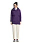 Women's Plus Quilted Down Shawl Collar Wrap Coat With Stretch