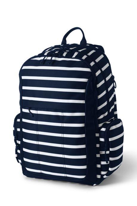 Travel Printed Backpack