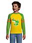 T-Shirt Graphique Manches Longues, Garçon