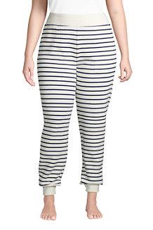 Women's Waffle Jogger Pyjama Bottoms