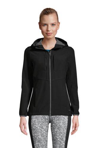 Women's Hooded Softshell Jacket