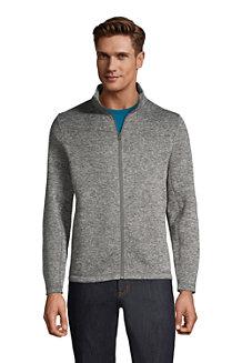 Fleece-Jacke mit Reissverschluss für Herren