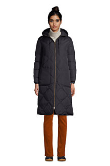 Women's ThermoPlume Quilted Maxi Length Coat