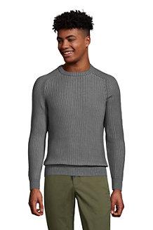 Shaker-Pullover Drifter mit Blockstreifen für Herren