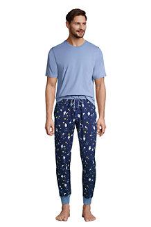 Men's Jersey Pyjama Set