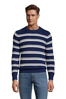 Shaker-Pullover Drifter mit Streifen für Herren