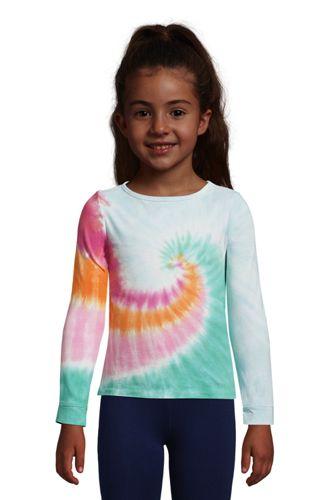 Langarm-Shirt mit Print für Mädchen