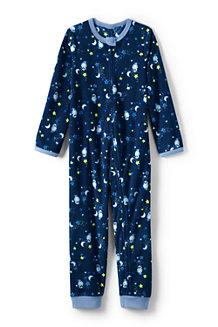 Kids' Fleece Onesie Sleep Suit