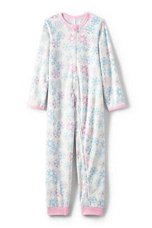 Schlaf-Jumpsuit aus Fleece für Kinder