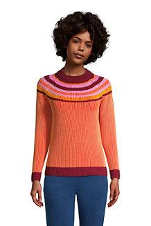 Pullover DRIFTER im Island-Stil für Damen