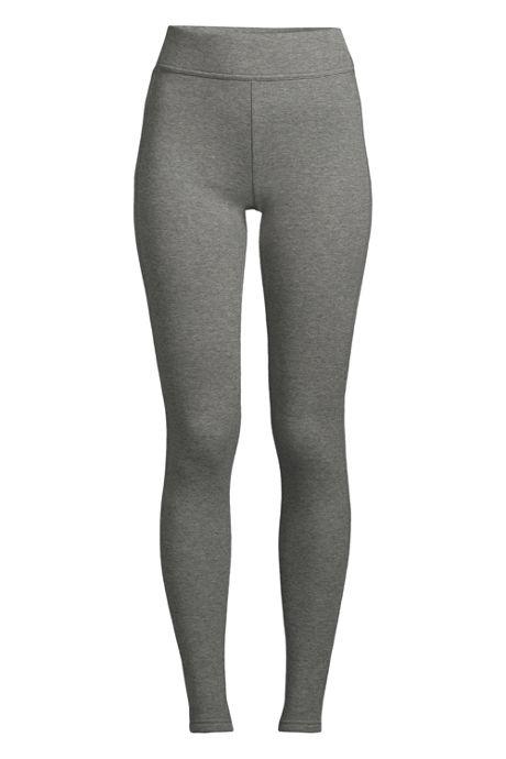 Women's High Rise Serious Sweats Fleece Lined Pocket Leggings