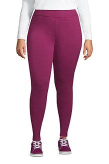 Women's High Waisted Serious Sweats Fleece Lined Leggings