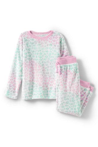 Pyjama 2 Pièces en Polaire Peluchée, Enfant