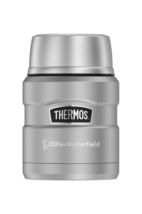 Thermos 16oz Stainless King Stainless Steel Insulated Food Jar