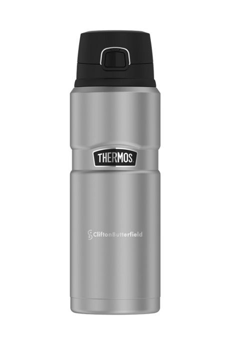 Thermos 24oz Stainless King Stainless Steel Insulated Water Bottle