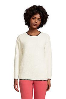 Teddy-Sweatshirt für Damen